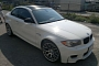 BMW 1M Coupe Gets Carbon Fiber Accents [Photo Gallery]