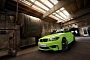BMW 1M Coupe in Irie Green from Schwaben Folia and Veight [Video]