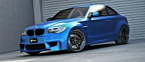 BMW 1M Coupe Touched by Best Cars and Bikes