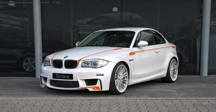 BMW 1M Coupe Tuned by G-Power