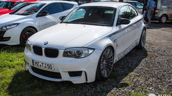 BMW 1M Coupe with M5 S85 V10 Is a Hair-Rising Experience [Video]