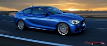 BMW 2-Series 235i Coupe Rendering