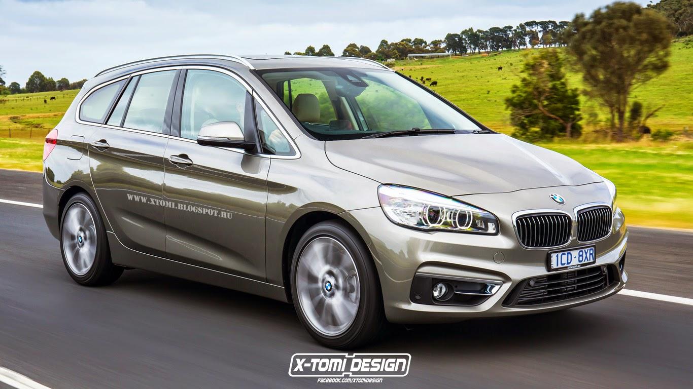 3 Photos. BMW 2 Series Active Tourer 7 Seater ...