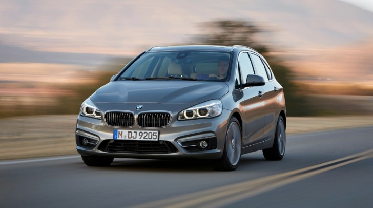 bmw 2 series active tourer complete specs - autoevolution