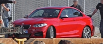BMW 2 Series Coupe Specs Leaked: 220i, 220d and M235i