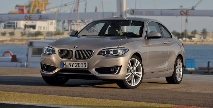 BMW 2 Series Full Details Revealed [Photo Gallery]