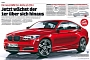 BMW 2 Series Gran Coupe New Rendering