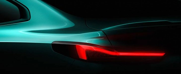 bmw 2 series gran coupe teased will debut in november autoevolution. Black Bedroom Furniture Sets. Home Design Ideas