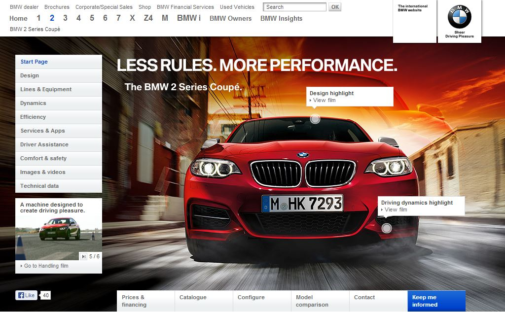 Bmw 2 series visualizer goes online autoevolution Online visualizer