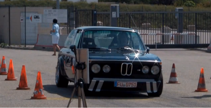 BMW 2002 Races in BMW Slalom Cup Deutschland [Video]