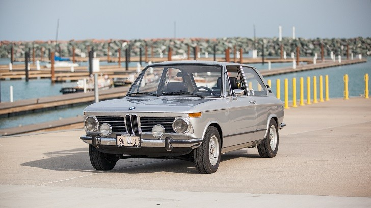 BMW 2002tii Touring: as Rare as It Gets [Photo Gallery]