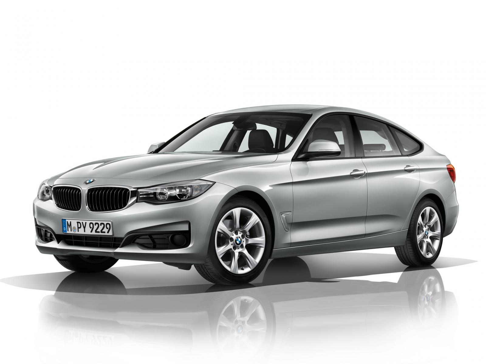 Bmw 2013 F34 3 Series Gt Official Photos Leaked Autoevolution