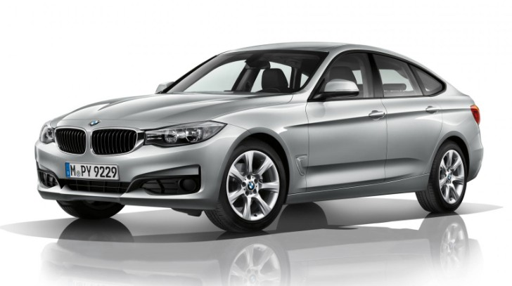 BMW 2013 F34 3 Series GT Official Photos Leaked [Photo Gallery]