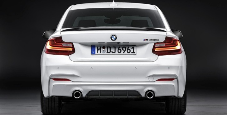 Bmw 228i With M Performance M235i Exhaust Doesn T Sound Like Your Average 4 Banger