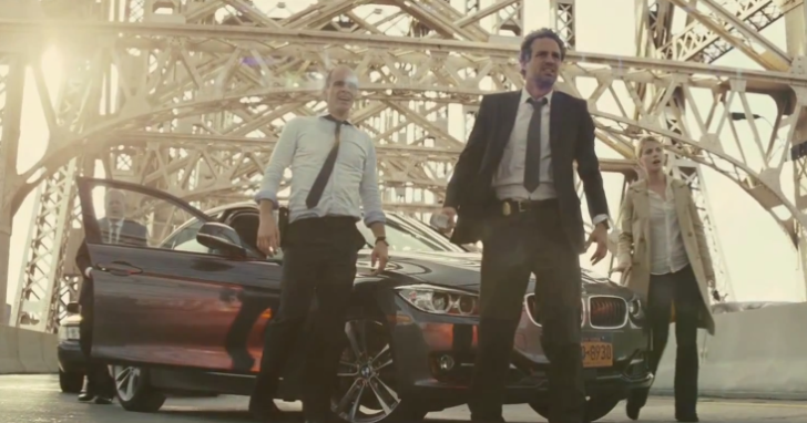"BMW 3 Series ""Appearing in Now You See Me"" Film [Video]"