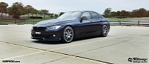 BMW 3-Series F30 Tuned by 3D Design and IND [Photo Gallery]