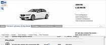 BMW 3-Series F30 UK Configurator Launched