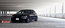 BMW 3 Series Gets New Stance from TAG Motorsports