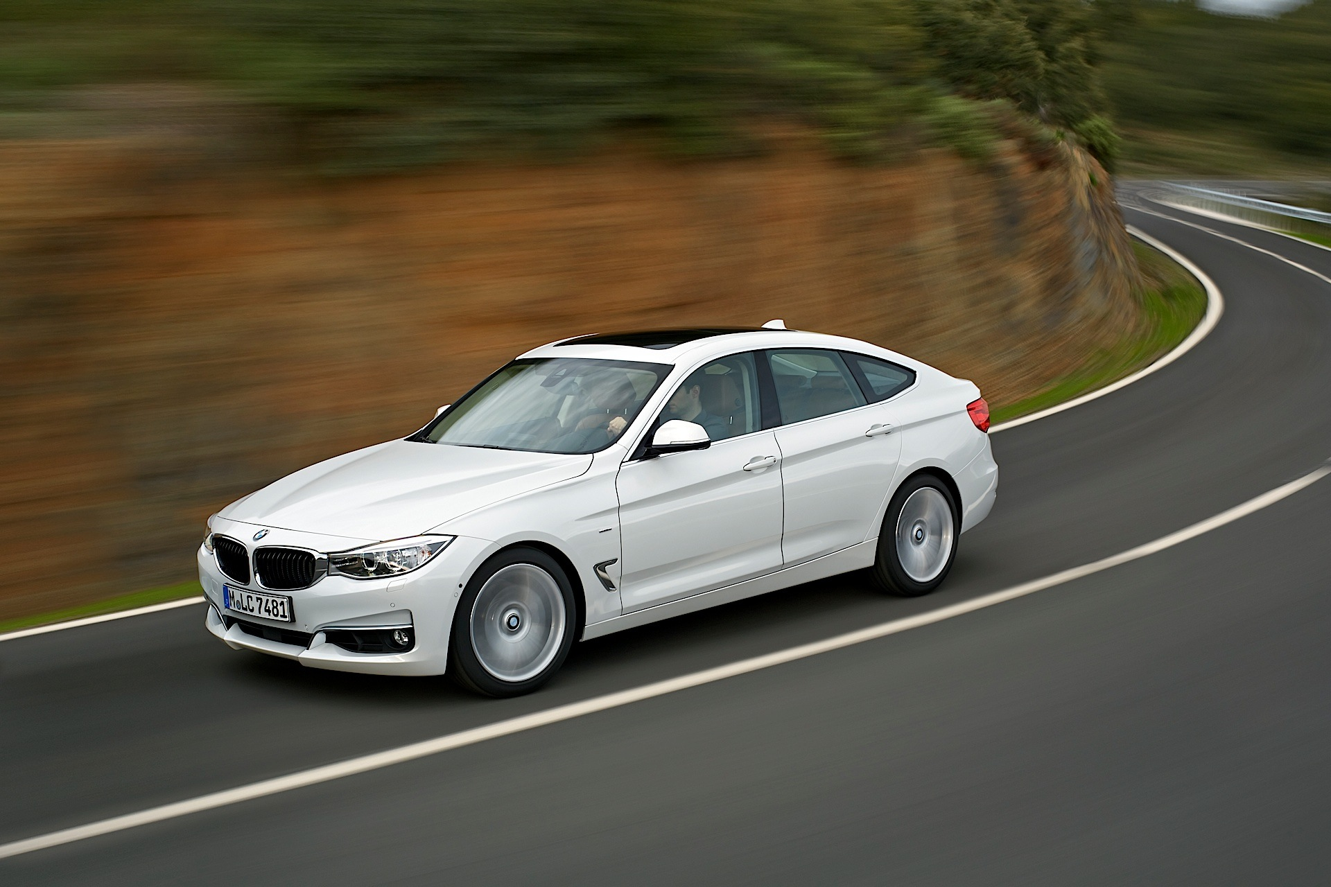 BMW Series Gran Turismo Gets Two New Diesel Engines No Word - Bmw 3 series gran turismo price