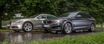 BMW 3 Series GT vs Audi A5 Sportback Comparison Test