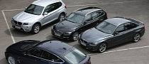 BMW 3 Series GT vs Touring Vs Sedan vs X3 Comparison by auto motor und sport