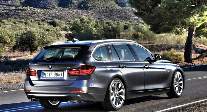 bmw 3 series touring gets new petrol engines in march. Black Bedroom Furniture Sets. Home Design Ideas
