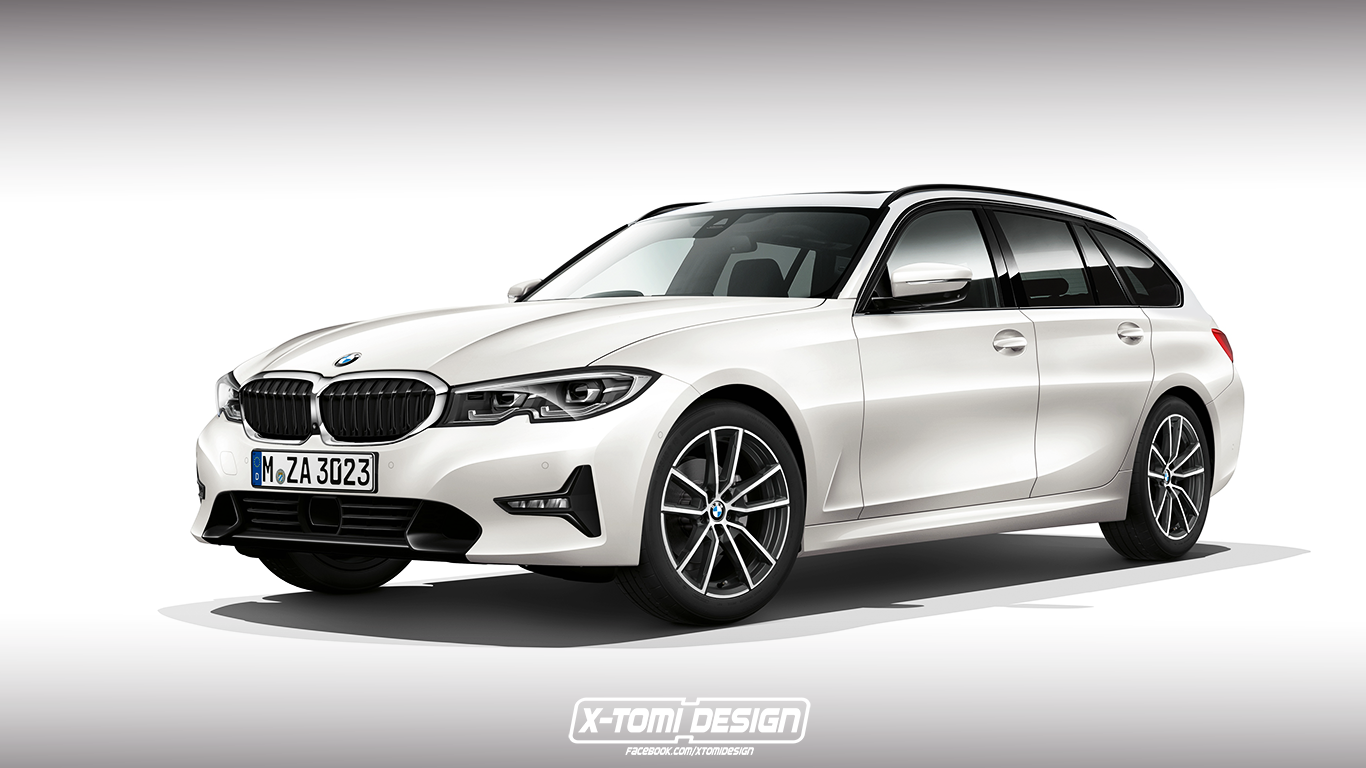 Bmw 3 Series Touring To Gain 330e Iperformance Plug In Hybrid