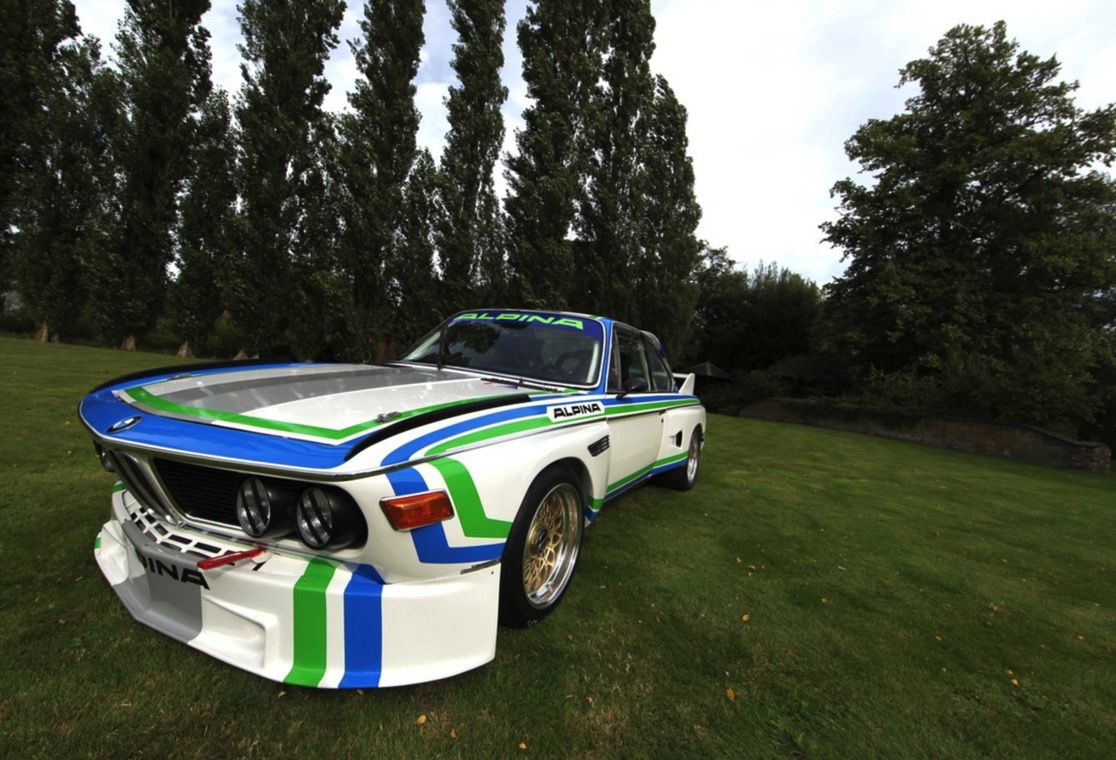 Bmw 3 0 Cs Converted To 3 0 Csl Batmobile Racecar Is Looking For A
