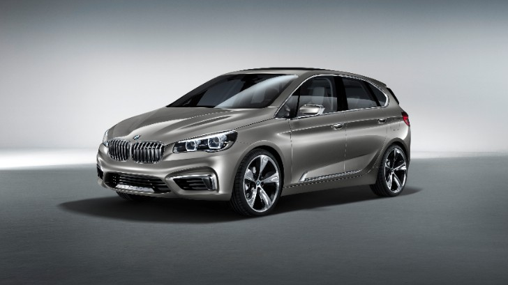BMW 328d and Active Tourer to Make North American Debut at NY Auto Show