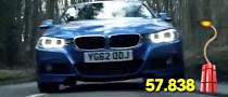 BMW 330d M Sport Gets 60 Second Review [Video]
