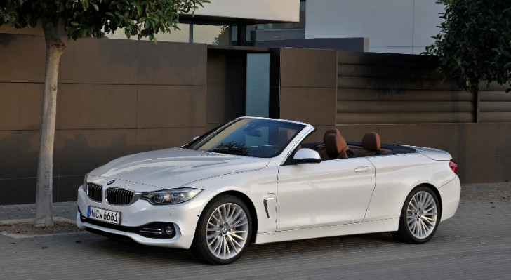 BMW 4 Series Convertible Configurator Is Up and Running