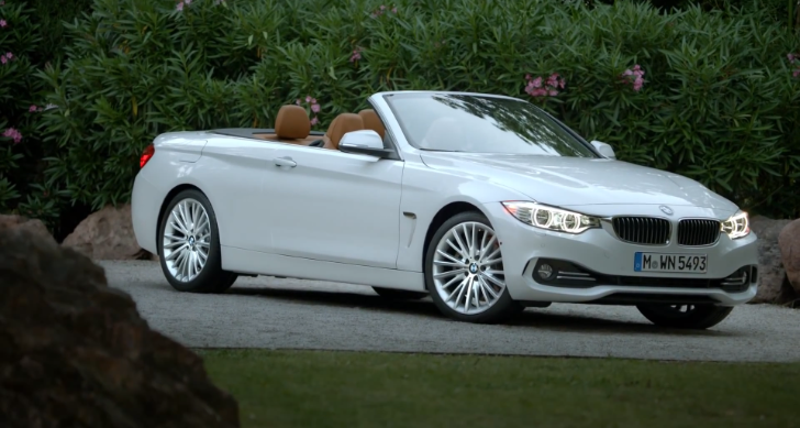 BMW 4 Series Convertible Gets a Launch Film [Video]