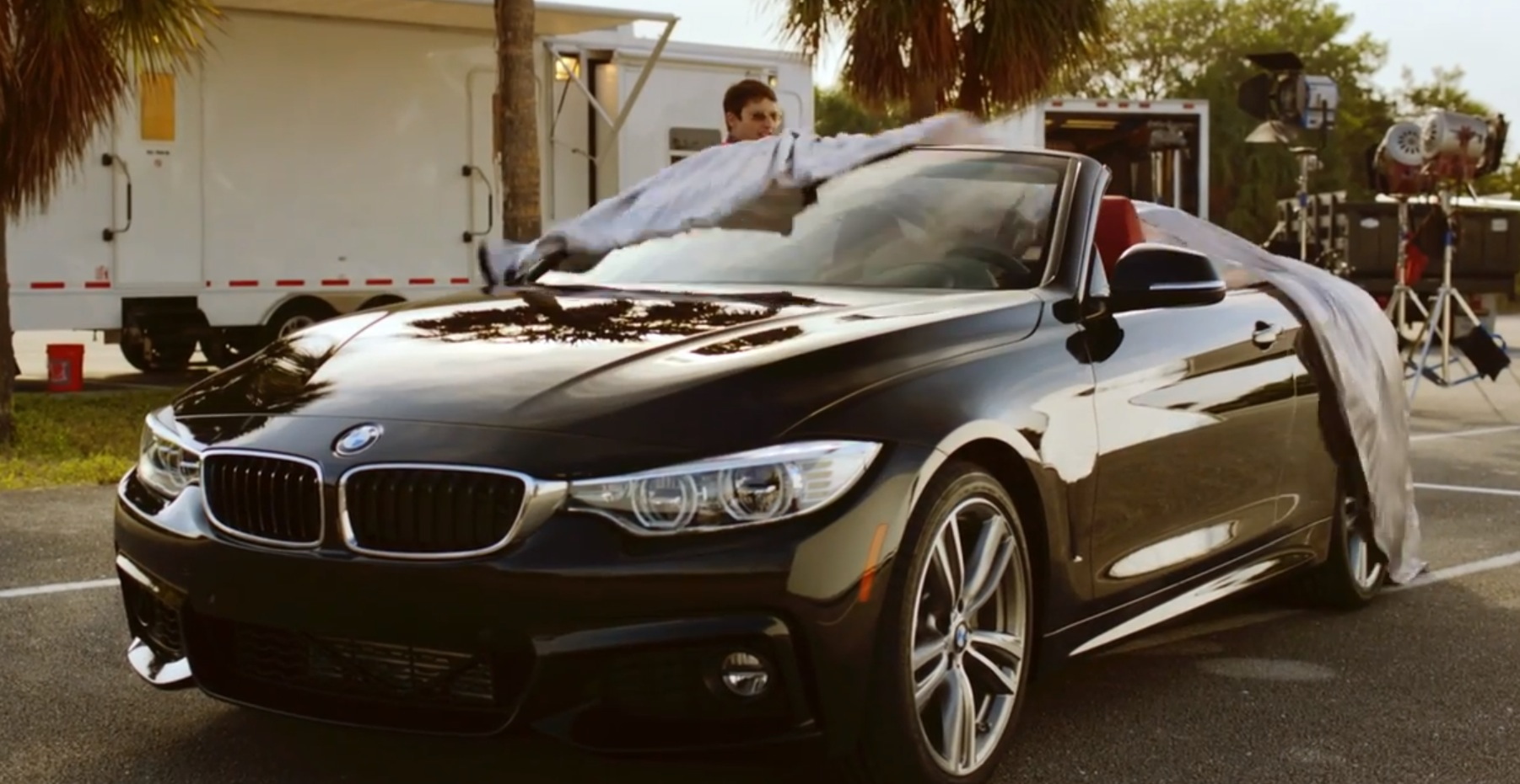 Bmw 4 Series Convertible Stars In James Blunt Postcards Music