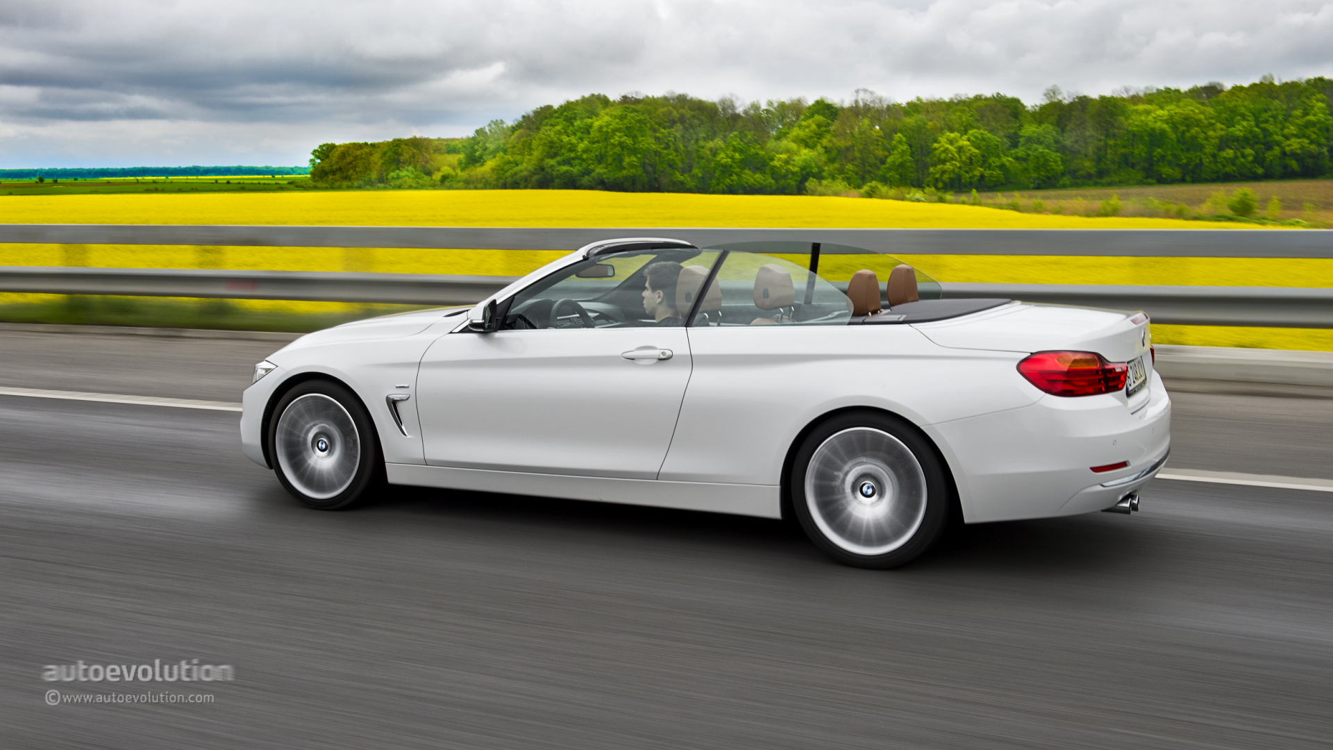 BMW 4 Series Convertible Wallpapers autoevolution