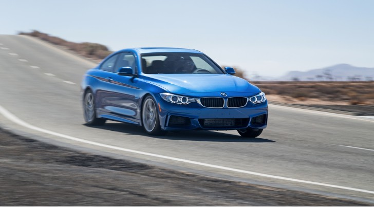 BMW 4 Series Coupe a Finalist in MotorTrend's 2014 Car of the Year Competition