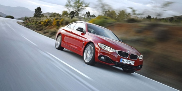 BMW 4 Series Coupe Exterior and Interior Photos Leaked [Photo Gallery]