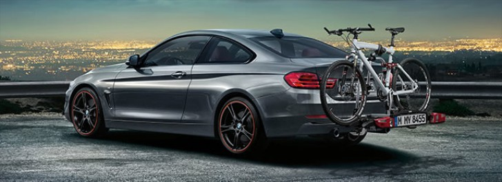 BMW 4 Series Coupe Gets Original Accessories