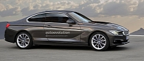 BMW 4-Series Coupe to Debut at 2012 Detroit Auto Show