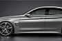 BMW 4-Series Gran Coupe Rendered