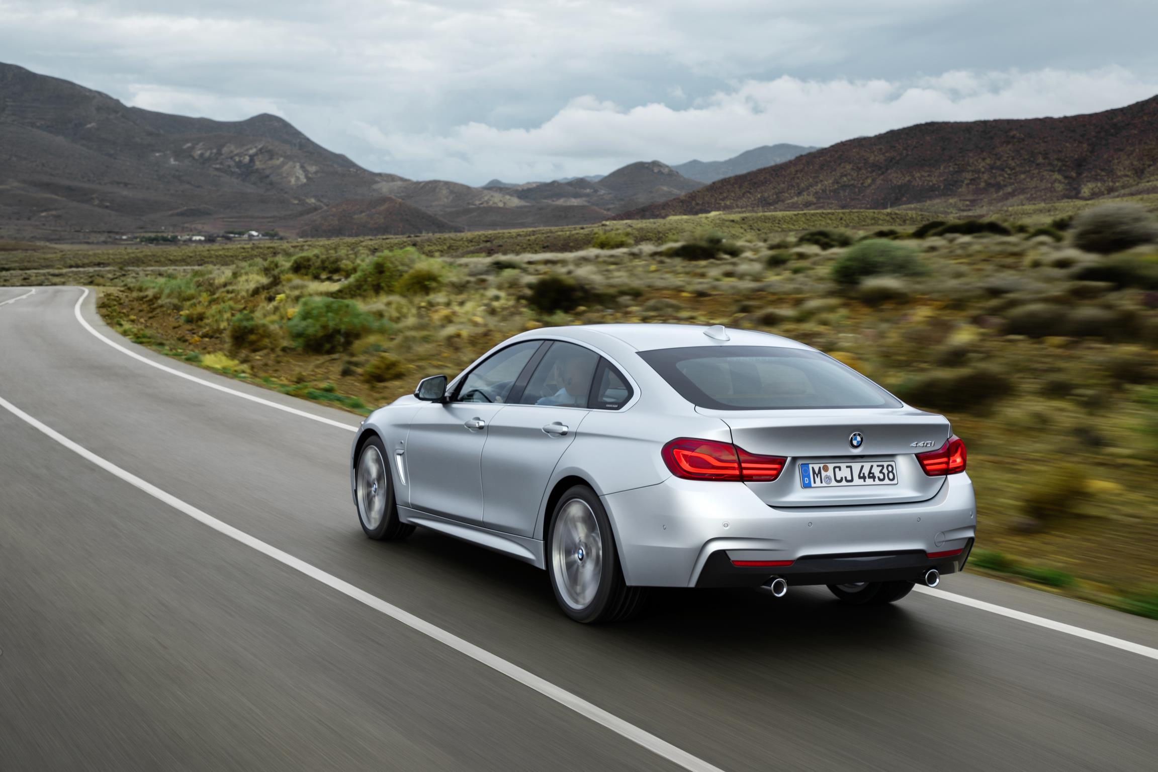 Bmw Reportedly Plans 4 Series Gran Turismo With Electric
