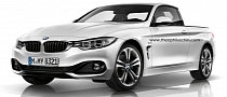BMW 4 Series Pickup Rendering Released