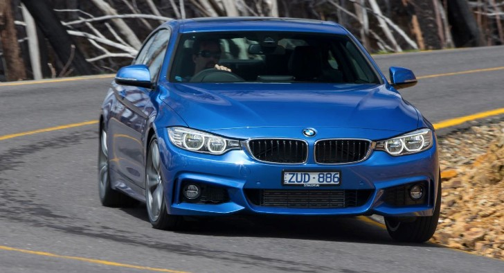 BMW 4 Series Test Drive by Car Advice [Photo Gallery]
