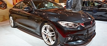 BMW 4 Series Tuned by AC Schnitzer: ACS4 Coupe [Live Photos]
