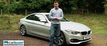 BMW 420d Review by CarBuyer [Video]