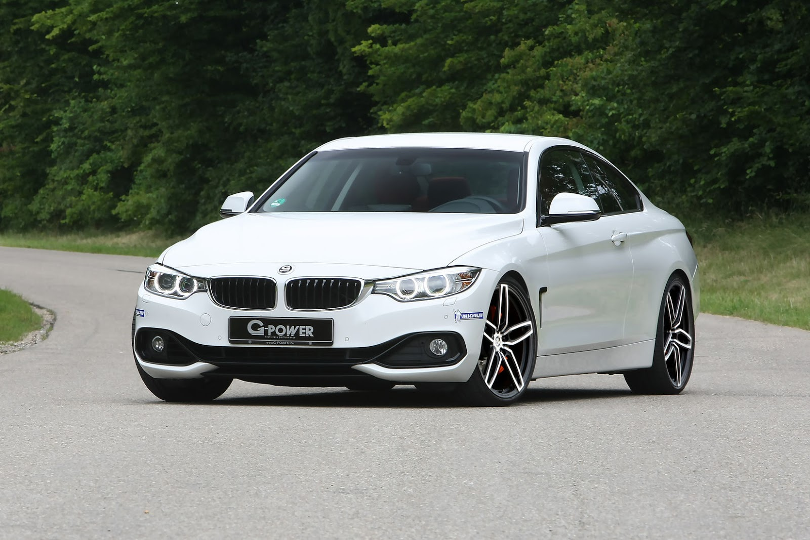 BMW 435d from G-Power Has 375 HP and More Torque than an X5 M