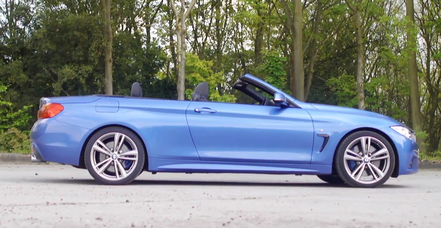 Bmw 435i Convertible Review