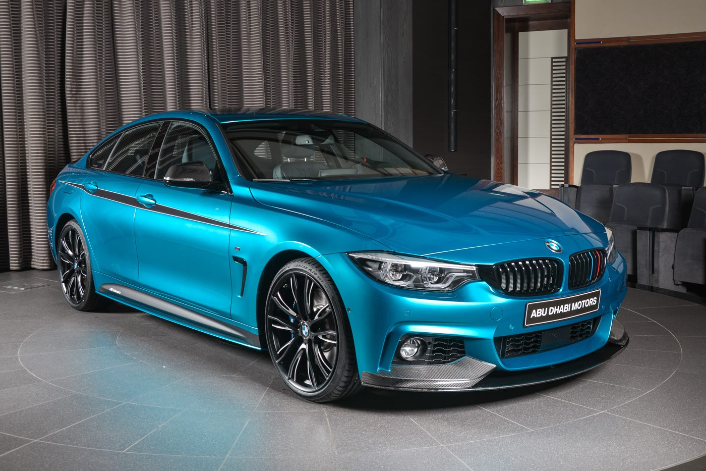 bmw 440i gran coupe has carbon than m4 competition autoevolution. Black Bedroom Furniture Sets. Home Design Ideas