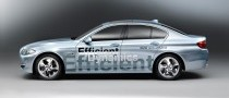 BMW 5 Series ActiveHybrid Concept Details and Photos