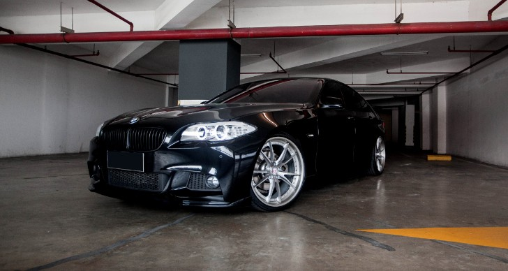 BMW 5 Series Goodness from Indonesia [Photo Gallery]