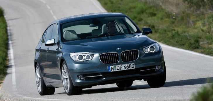 BMW 5-Series Gran Turismo with 520d Engine Announced